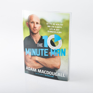 The 10 Minute Man By Adam MacDougall