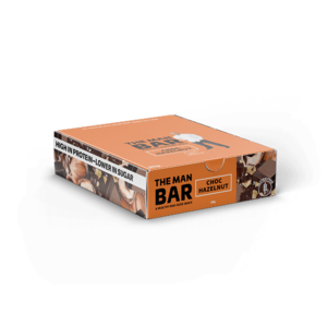 The Man Bar - Choc Hazelnut